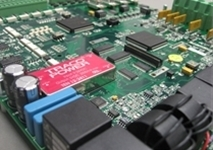 PCB and PCBA mixed technology board all manufactured at Quartz Technical Services Limited